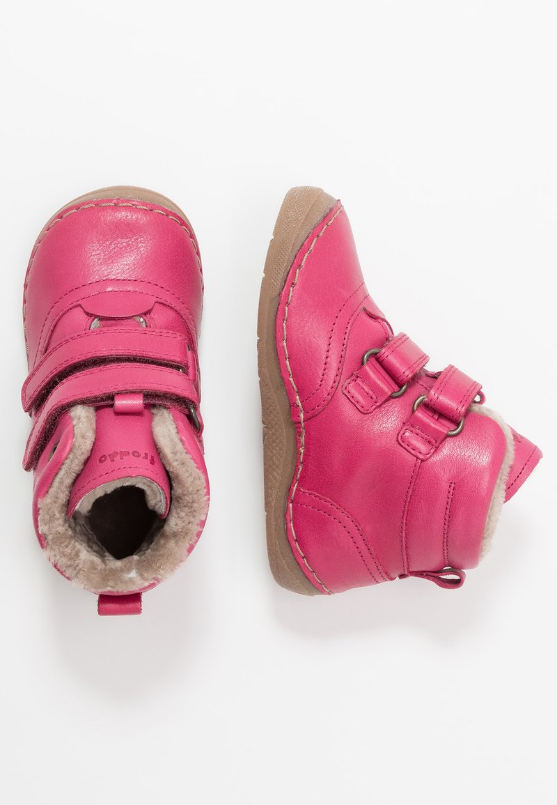 Froddo - Chaussures premiers pas - fuxia