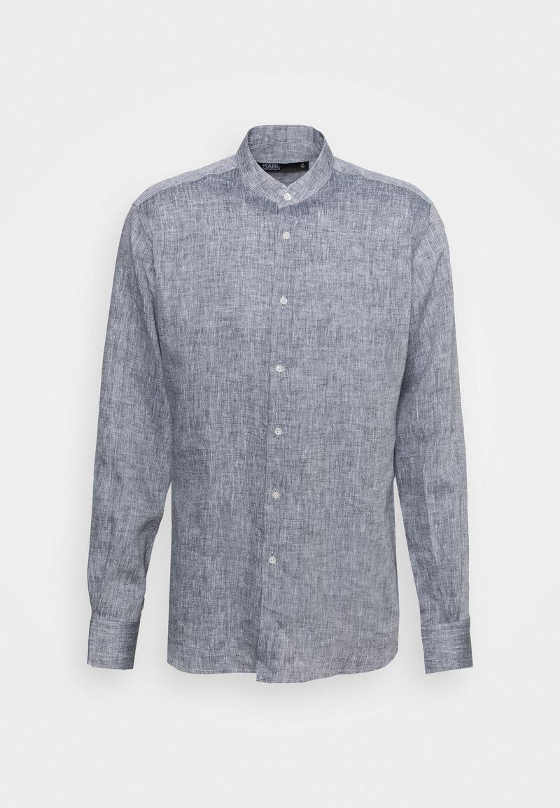 KARL LAGERFELD - SHIRT MODERN FIT - Formal shirt - silver