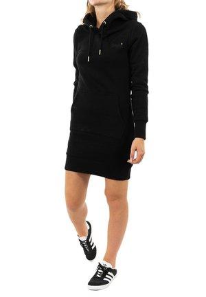 Jersey dress - noir