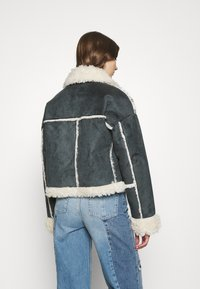 BDG Urban Outfitters - JACKET - Light jacket - charcoal - 2