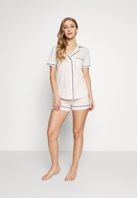 s.Oliver - SHORTY SET - Pyjama set - rose - 1