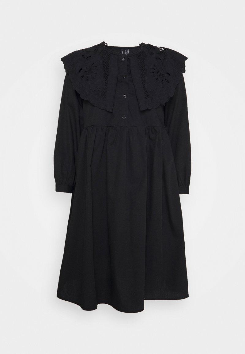 Vero Moda Petite - VMELLA DRESS VIP - Day dress - black