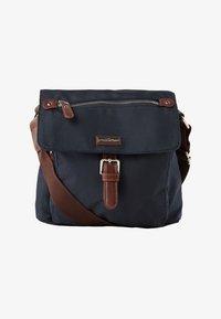 TOM TAILOR - Across body bag - blue - 1