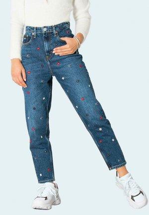 UHR TPRD BE  - Jeans a sigaretta - denim