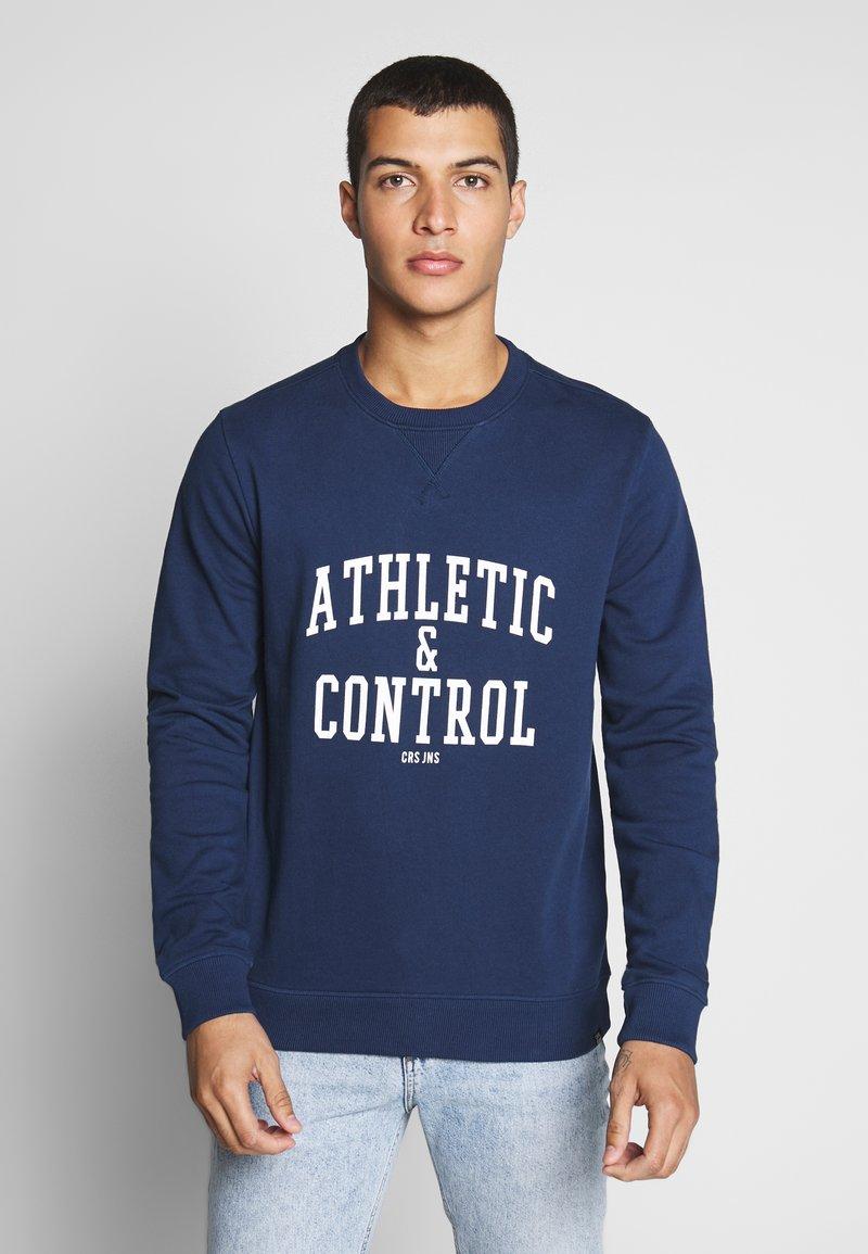 Cars Jeans - CONTROL - Sudadera - navy