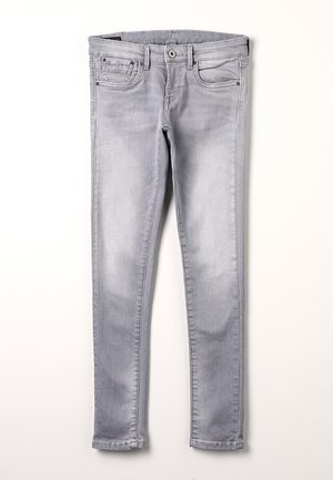 PIXLETTE - Vaqueros pitillo - grey denim