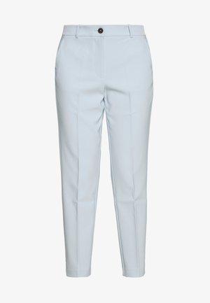 BISTRETCH POLY SLIM  - Trousers - breezy blue