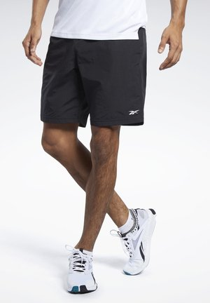 ESSENTIALS UTILITY - Shorts - black