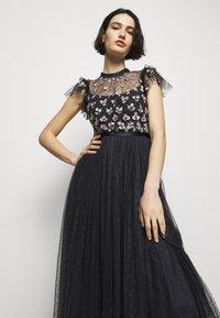 Needle & Thread - ROCOCO BODICE MAXI DRESS - Společenské šaty - sapphire sky - 3