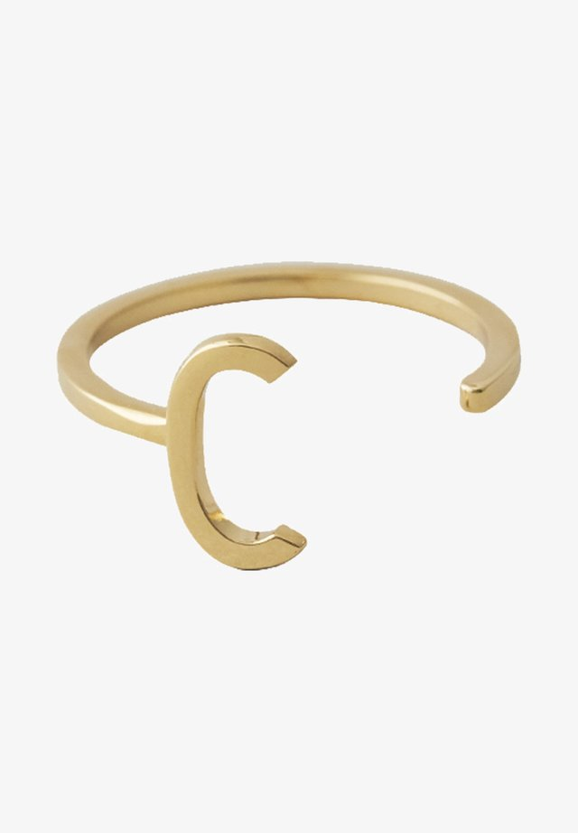 RING C - Ringar - gold