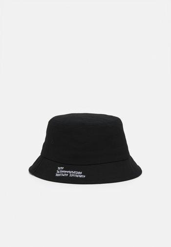 ONSHARVEY NUMBER BUCKET HAT UNISEX - Hatt - black