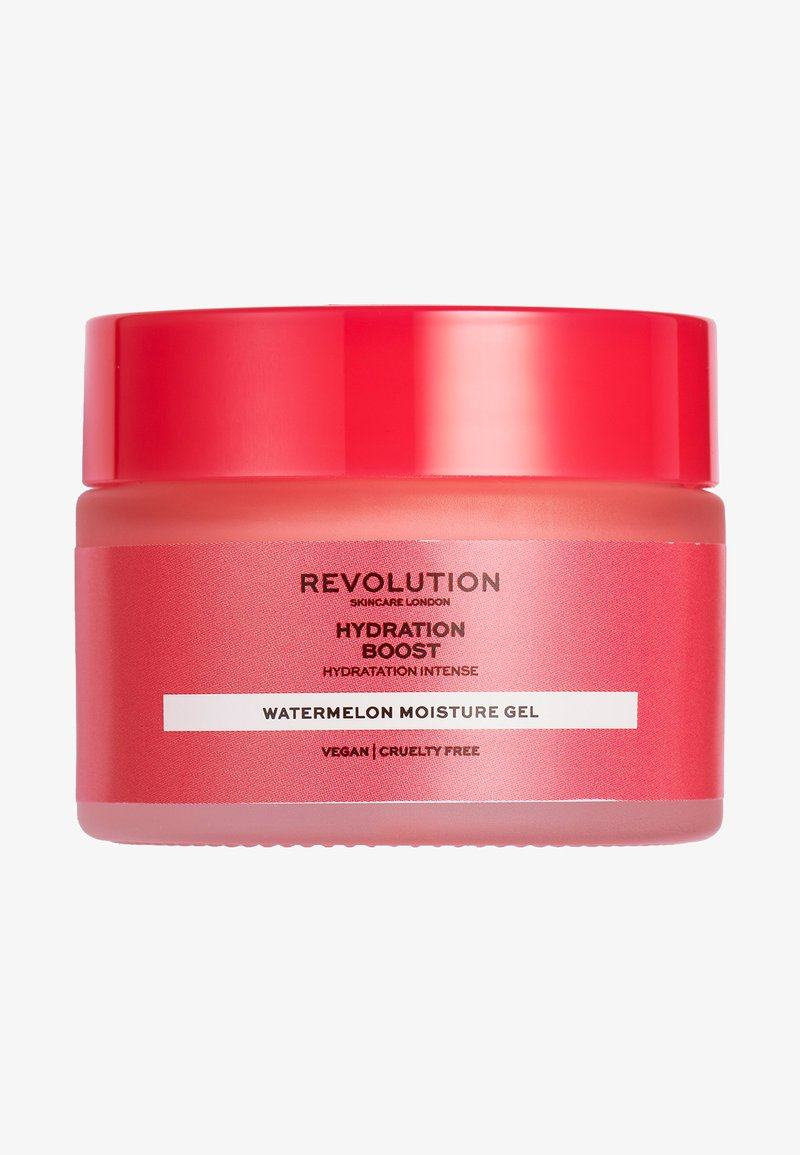 Revolution Skincare - HYDRATION BOOST GEL WITH WATERMELON - Crema da giorno - -