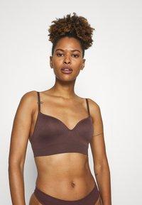 Anna Field - 2 PACK - T-shirt bra - camel - 1
