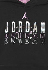 Jordan - HIGHLIGHTS BOXY - Hoodie - black - 2