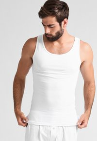 Sloggi - 24/7 2 PACK - Undershirt - white - 1