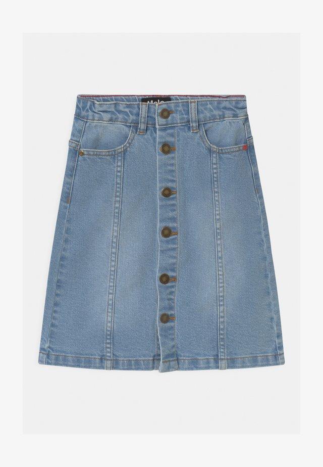 BRITNEY - Jupe en jean - summer tint