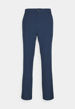 ULTIMATE PANT - Trousers - crew navy