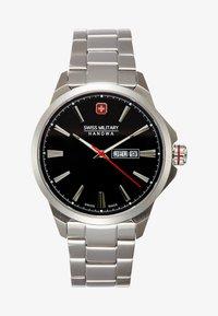Swiss Military Hanowa - DAY DATE CLASSIC - Watch - black/silver-coloured - 0