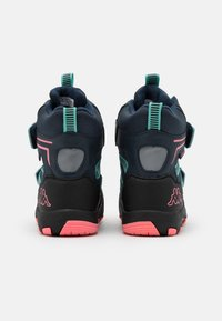 Kappa - TEX UNISEX - Winter boots - navy/pink - 2
