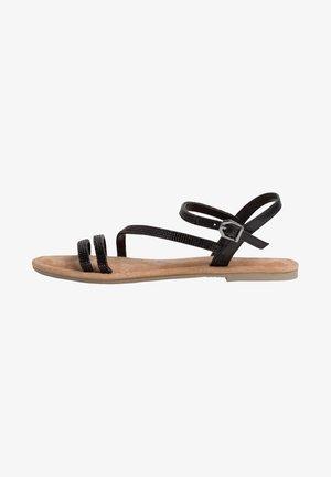 Sandals - black glam