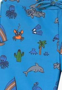Småfolk - Swimming trunks - sky blue - 3