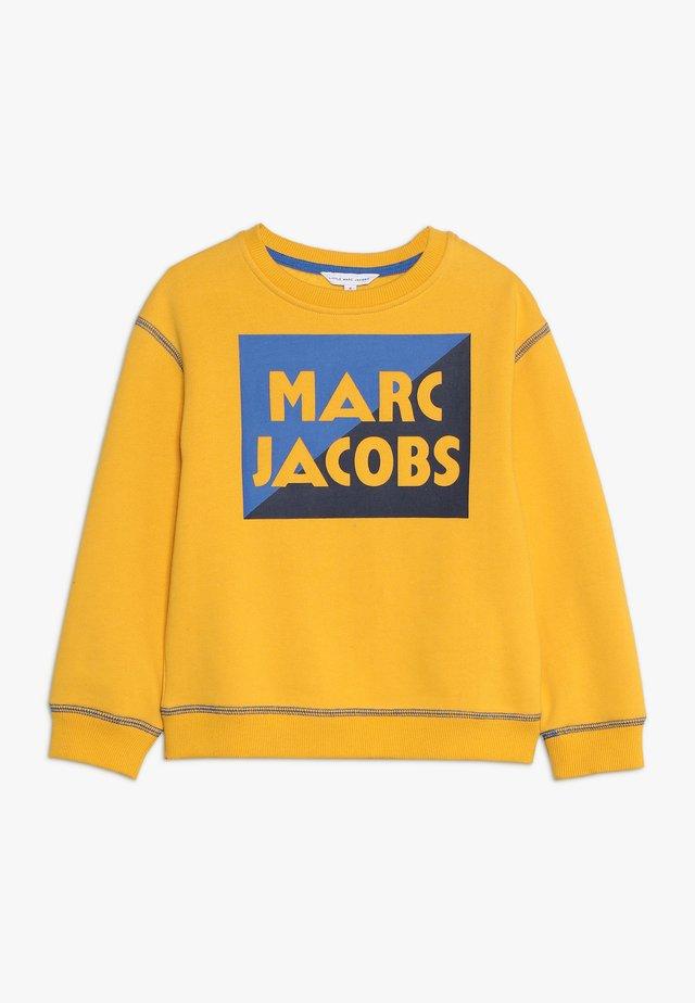 Sweatshirt - wicker gold