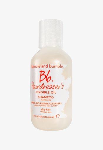 HAIRDRESSER'S INVISIBLE OIL SHAMPOO - Shampoo - -