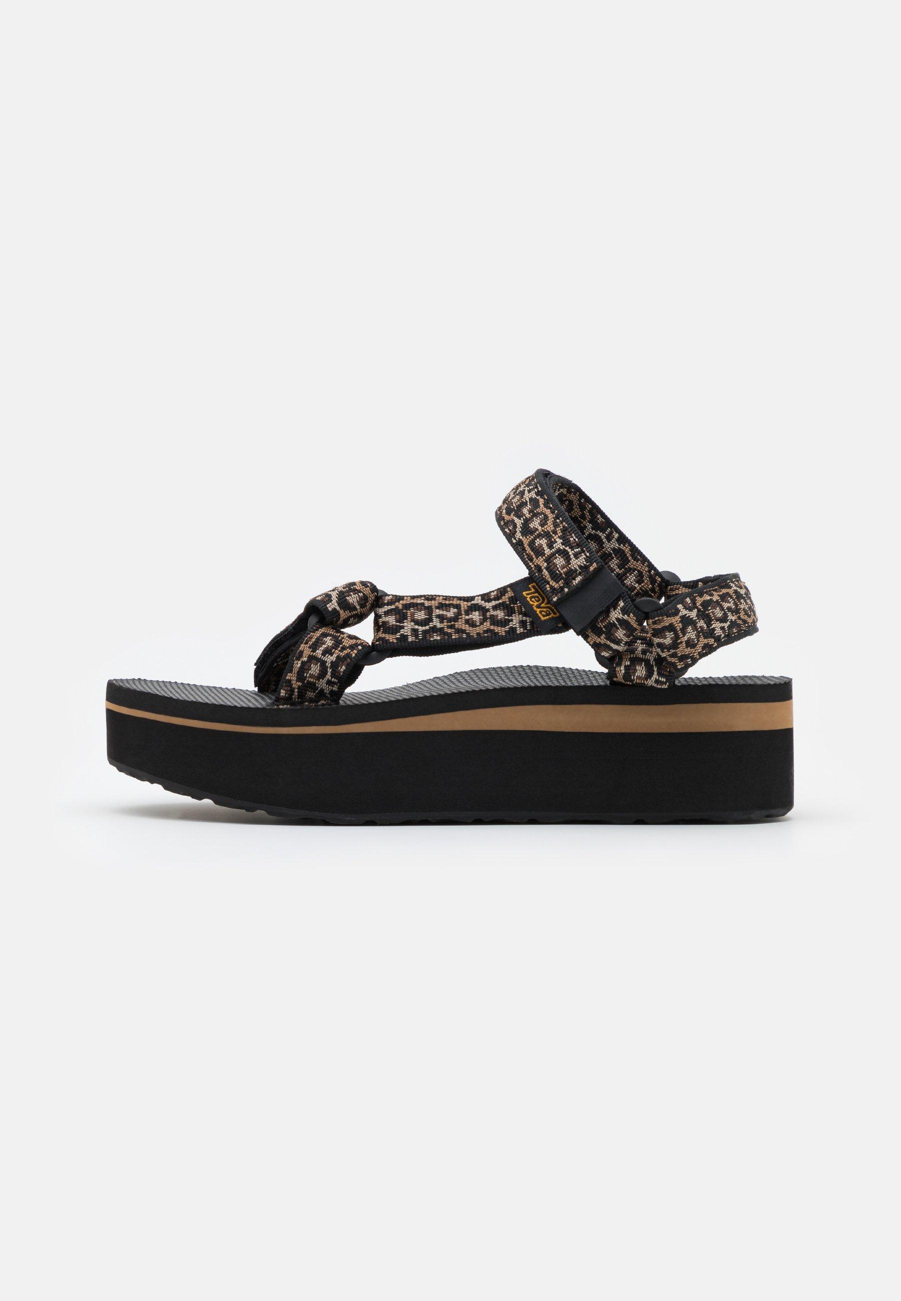 Women FLATFORM UNIVERSAL WOMENS - Walking sandals