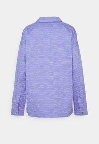 adidas Originals - JACKET - Cowboyjakker - light purple/white/silver met. - 7