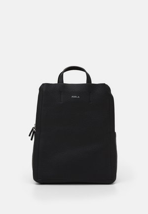 ESSENTIAL BACKPACK NIRVA UNISEX - Batoh - nero