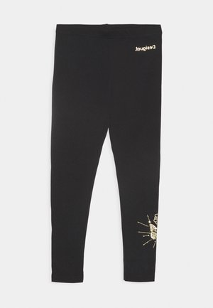 SIGLOS - Leggings - Trousers - black