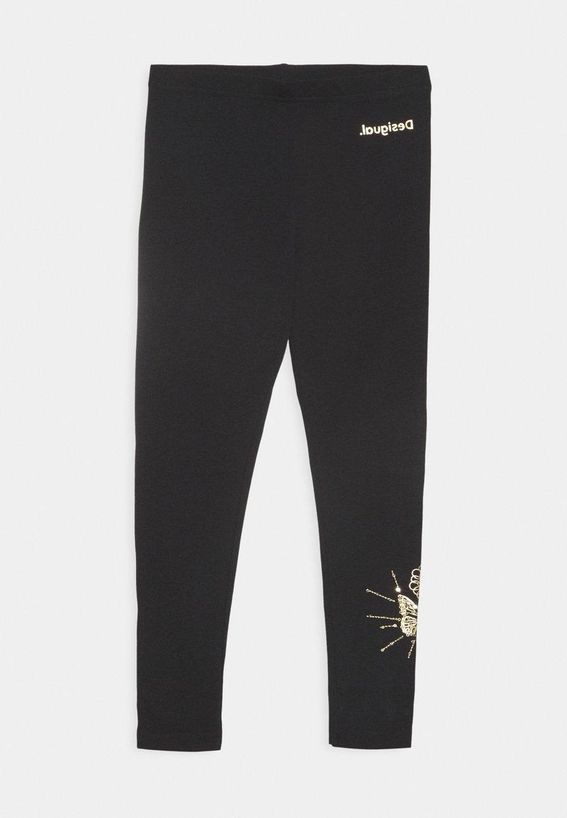 Desigual - SIGLOS - Legging - black