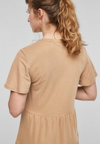 s.Oliver - Day dress - beige - 5