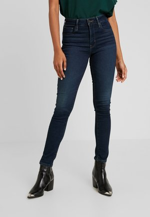 721 HIGH RISE SKINNY - Jeansy Skinny Fit - london nights