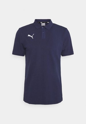 TEAMGOAL CASUALS - Polo - peacoat