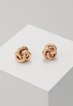 VINTAGE ICONIC - Boucles d'oreilles - rosegold-coloured