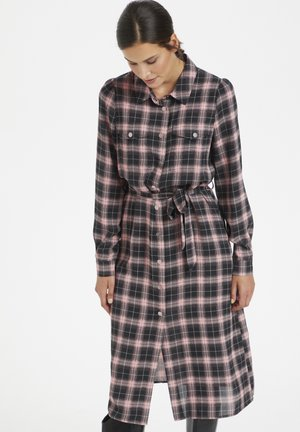 KABABETTE  - Shirt dress - black check