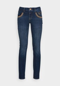 SHADE BLUE JEANS - Jeans Skinny Fit - blue