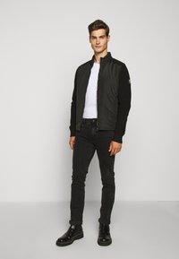 Belstaff - ABBOTT ZIP  - Light jacket - black - 1