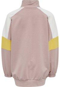 Hummel - VALERIE LONG UNISEX - Sweatshirt - deauville mauve - 1