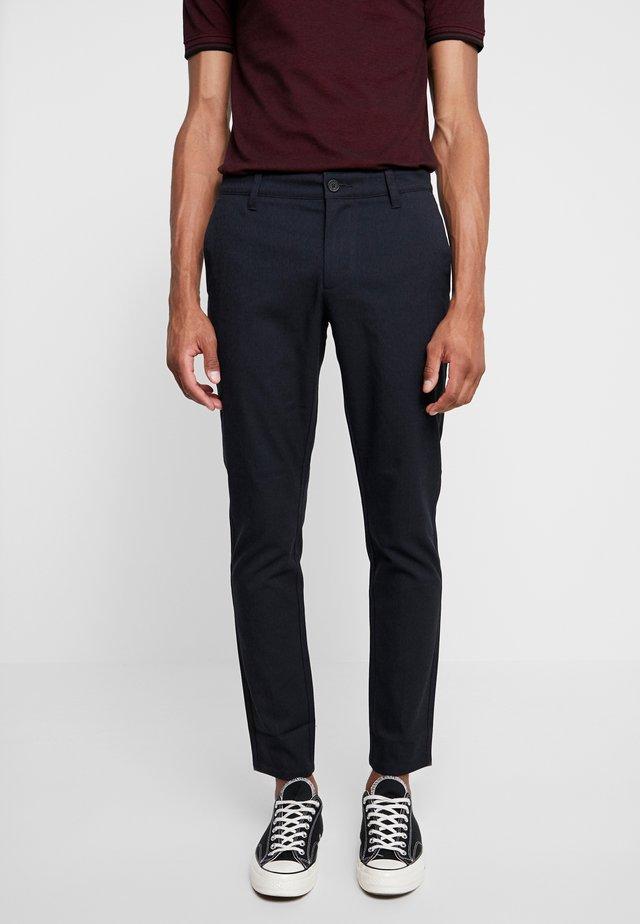 ONSMARK MELANGE  - Kalhoty - blue