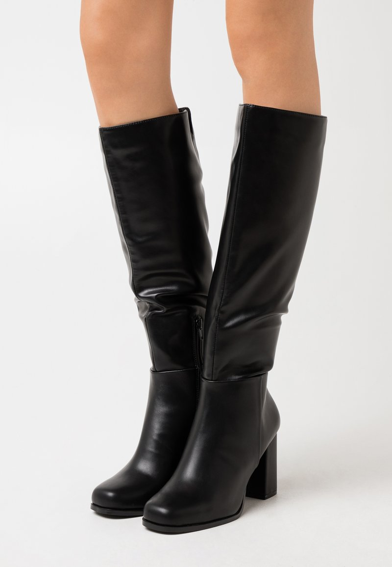 Vero Moda - VMRONJA BOOT - High heeled boots - black