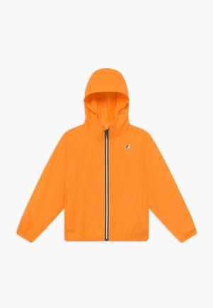 LE VRAI CLAUDE - Vodotěsná bunda - orange