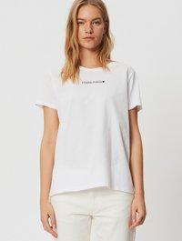 Sofie Schnoor - Basic T-shirt - white - 0