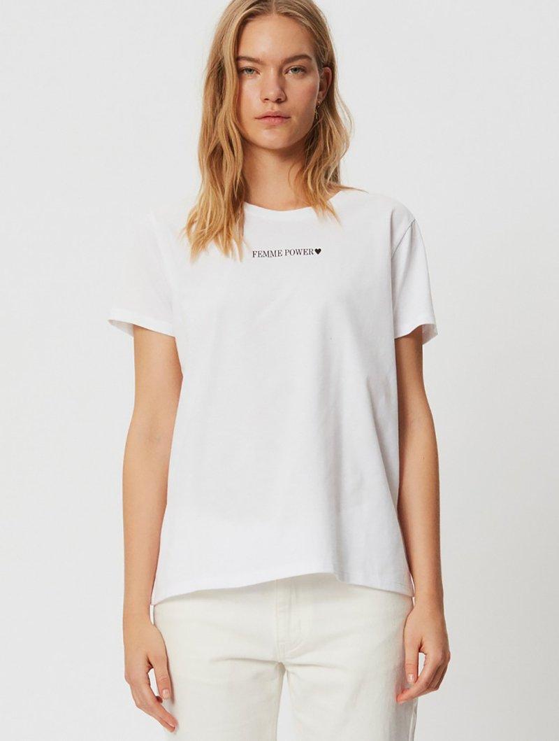 Sofie Schnoor - Basic T-shirt - white