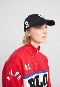 Polo Ralph Lauren - CLASSIC SPORT CAP  - Cap - black - 4