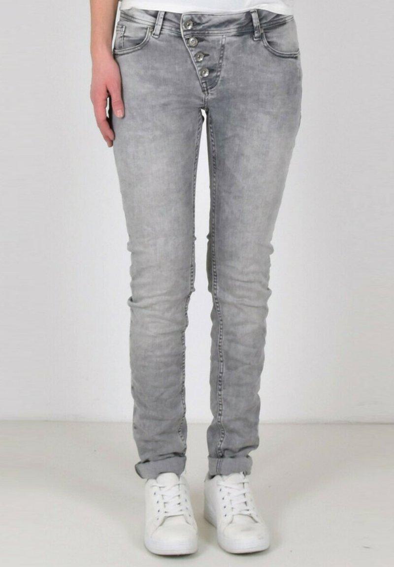 Buena Vista - Straight leg jeans - light grey