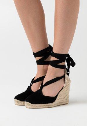 CATRI  - High heeled sandals - black