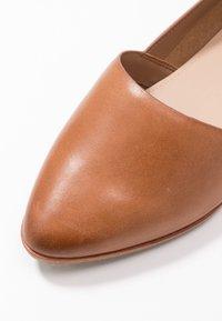 ALDO Wide Fit - BLANCHETTE - Slip-ons - medium brown - 2