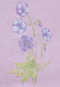 ONLY - ONLLUCY LIFE WILDFLOWER  - Print T-shirt - lilac - 2